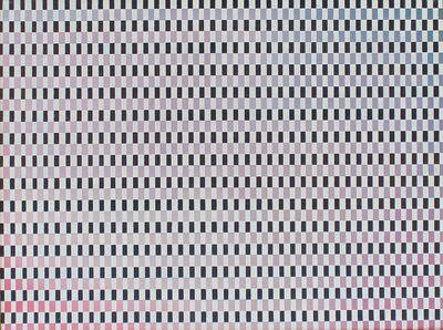 Cipriano Martínez, 'Grey Facade', 2014