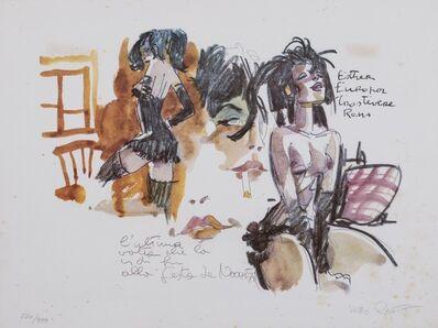 Hugo Pratt, 'Esther'