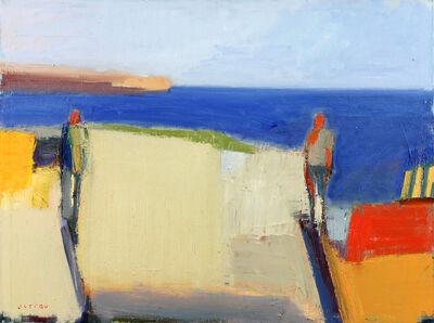 Sandy Ostrau, 'Horizon View', 2017
