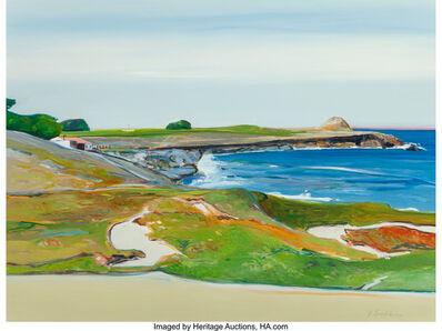 Gregory Kondos, 'Untitled (Coastline)', 1992