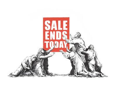 Banksy, 'Sale Ends (V2.0) (Signed)', 2017