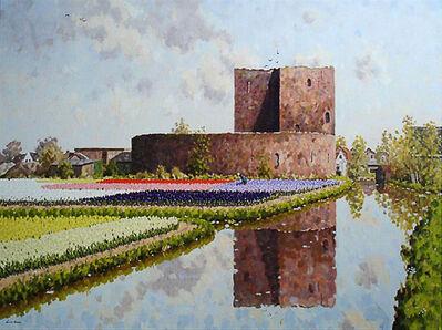 Leo van den Ende, 'Ruin of Teijlingen', ca. 2015
