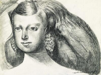 Manolo Valdés, 'Retrato de una Niña.'