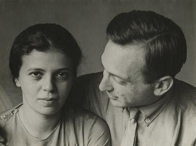 André Kertész, 'Elizabeth and I', 1932