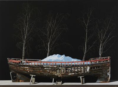 Michael Hight, 'Tangiwai', 2014