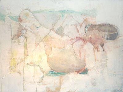 Christian Enns, 'White Series II', 2016