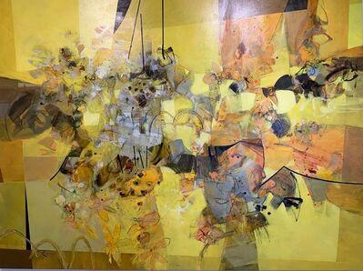 Ramon Chirinos, 'Yellow Composition I', 2019