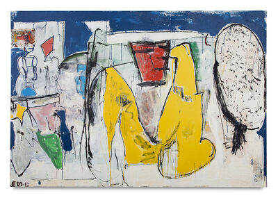 Eddie Martinez, 'Albatross', 2013