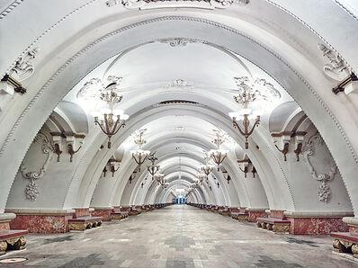 David Burdeny, 'Arbatskaya Metro Station, Moscow, Russia,', 2015