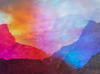 Terri Loewenthal, 'Psychscape 45 (Peach Springs Canyon, AZ)', 2018