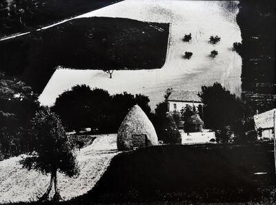 Mario Giacomelli, 'Paesaggio', 1971