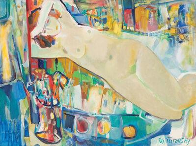 Mikhail Turovsky, 'Reclining Nude', 2015