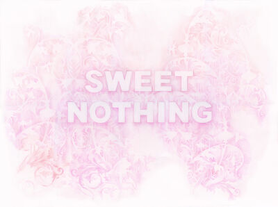 Amanda Manitach, 'Sweet Nothing', 2019
