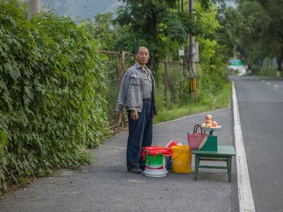 Jim Goldberg, 'Mr. Jián From Qinghai, Beijing, China', 2017
