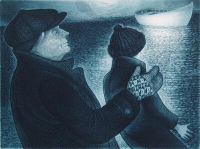 David Blackwood, 'Gift ', 1994