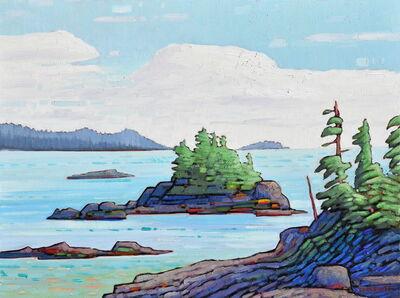 Nicholas Bott, 'West Coast Islet', 2019