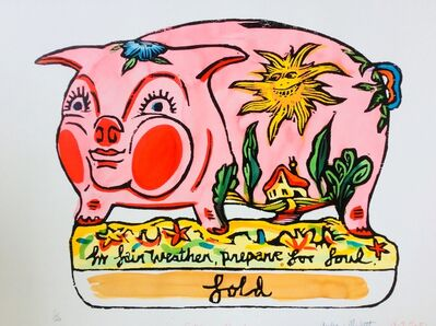 Andrew Mockett, 'Piggy Bank', 2018