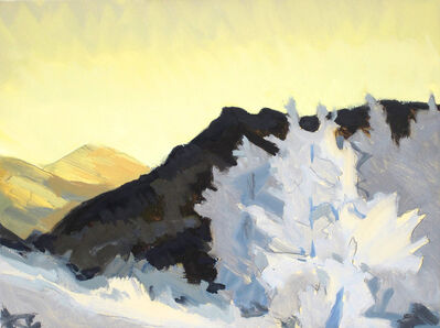 Philip Koch, 'White Mountains: Warm Sky', 2014