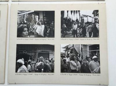 Carlos Ginzburg, 'Le Touriste en voyage à Rabat', 1980