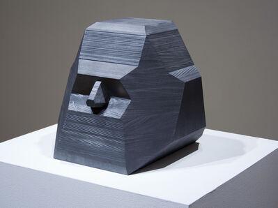 Gilles Mihalcean, 'Tête de Victor-Lévy Beaulieu', 2014