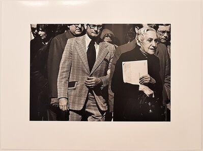 Dirk Reinartz, 'Without Title (New York)', 1974