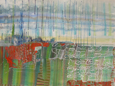 Josette Urso, 'Bog Rain', 2018