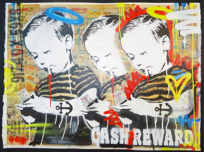 Sean Sullivan (Layer Cake), 'Triplets Cash Reward', 2016