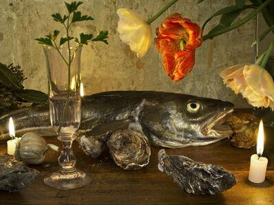Vera Mercer, 'Oysters, Paris', 2012