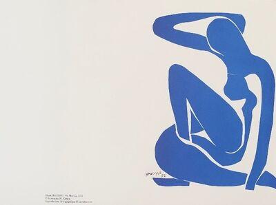 Henri Matisse, 'Nu Bleu I', 2007