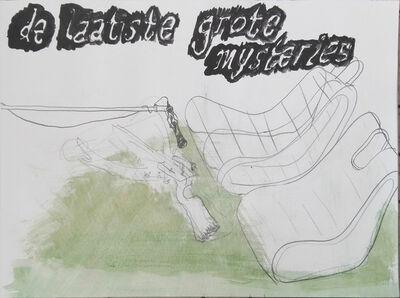 Klaas Vanhee, 'Die Laatste Grote Mysteries', 2019