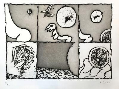 Pierre Alechinsky, 'Mare Nustrum (Ed. 33 of 60)', 1973