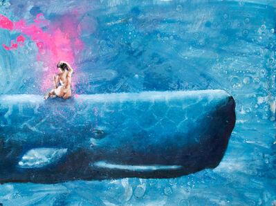 José Enguídanos, 'Rapto de ballena', 2014