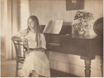 Margaret Watkins, 'Grandmother's Piano, Josephine Lanier', circa 1922