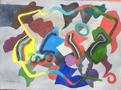 Amaranth Ehrenhalt, 'Amilton', 1968