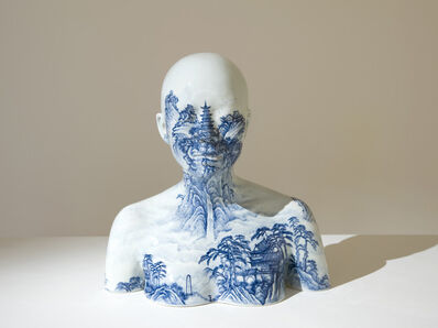 Ah Xian, 'China China - Bust 81', 2004