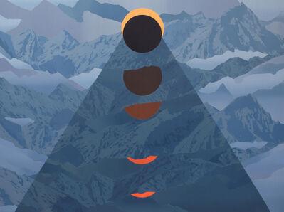 Beau Carey, 'Alpenglow', 2021