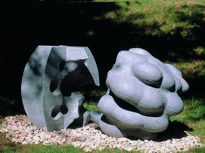 Bruce Gernand, 'Star and cloud ', 1999