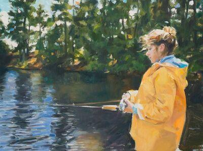 Paul Oxborough, 'Rainy Lake', 2020