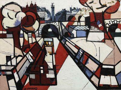 Claude Venard, 'Le Tunnel ', 20th Century