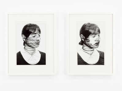 Annegret Soltau, 'Selbst', 1975