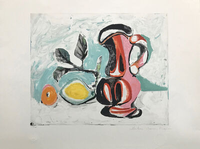 Pablo Picasso, 'NATURE MORTE AU PICHET ROSE', 1979-1982