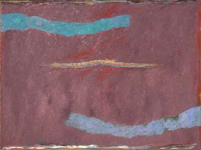 Stanley Boxer, 'Sultryfrost', 1973