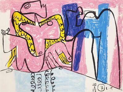 Le Corbusier, 'Unité, Planche 7 (Set of 2)', 1965