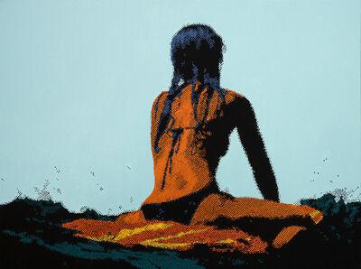 Billy Schenck, 'Surfer Girl 1'