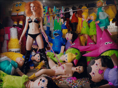 David LaChapelle, 'I'm your Piñata', 2006