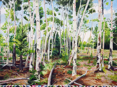 Matthew Troy Mullins, 'Northern Forest', 2019