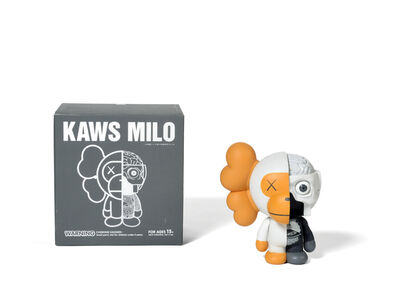 KAWS, 'DISSECTED MILO (Grey)', 2011