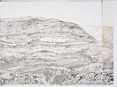 Daniele Genadry, 'Familiar Mountains (Kartaba)', 2014