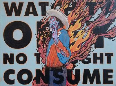 Brian K Jones, 'No. 26 - Consume', 2020