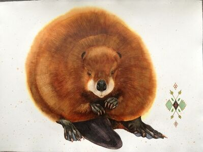 Scott Kelley, 'American Beaver', 2013